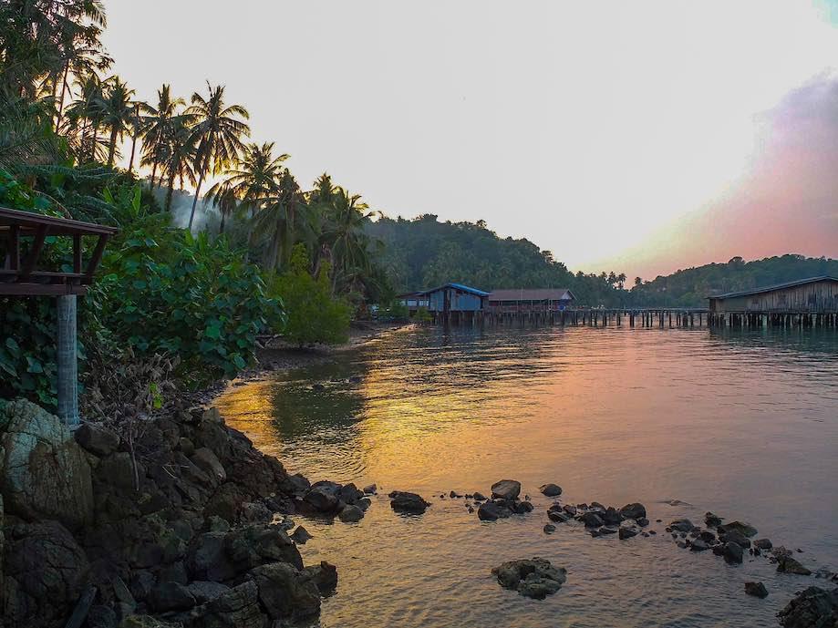 Turismo na Tailândia - Koh Chang