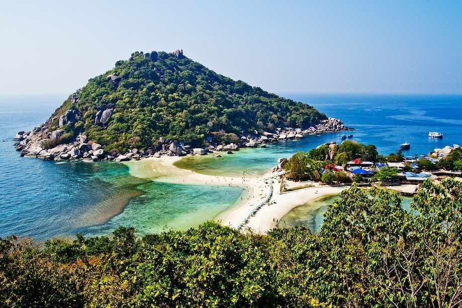 Turismo na tailândia: Koh Tao