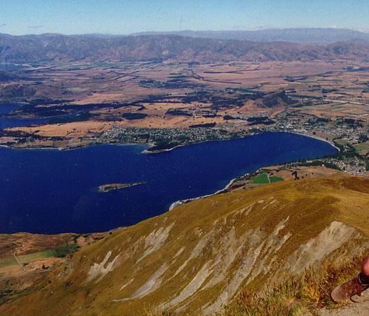 Terra-Média na Nova Zelândia