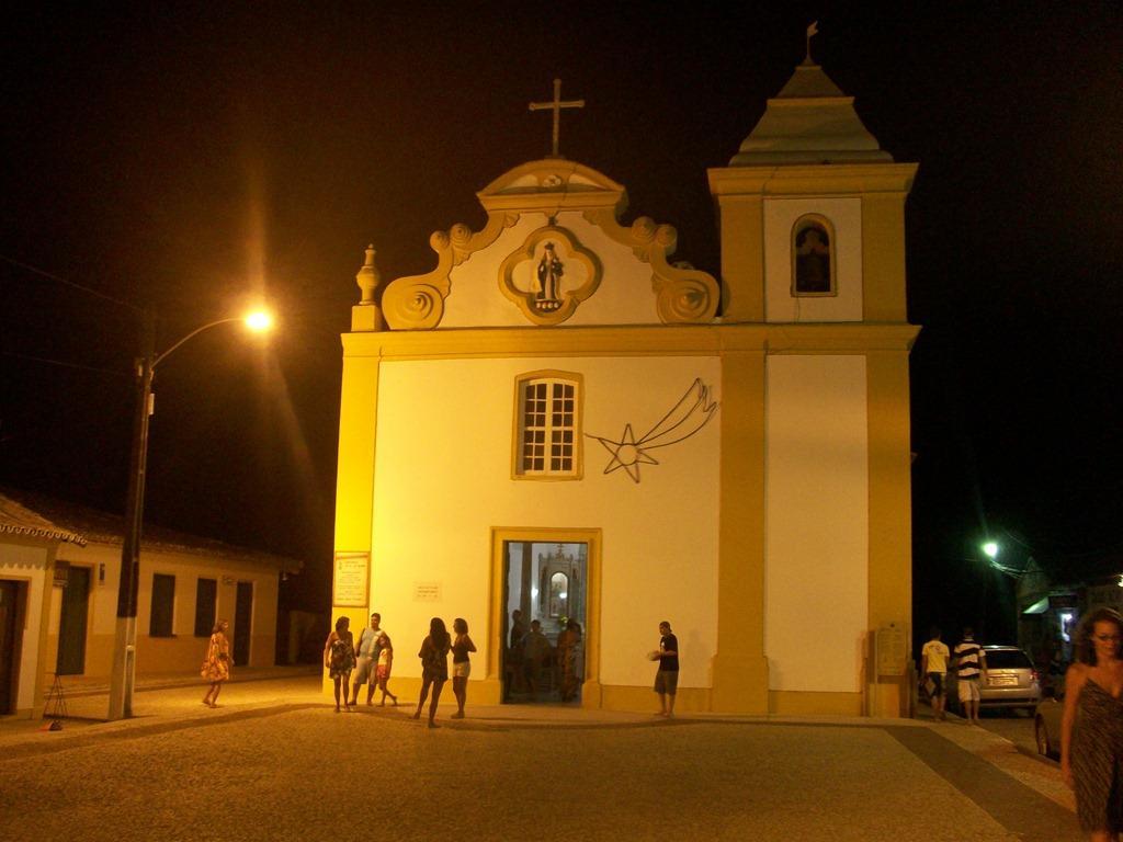 Arraial d'Ajuda, Porto Seguro