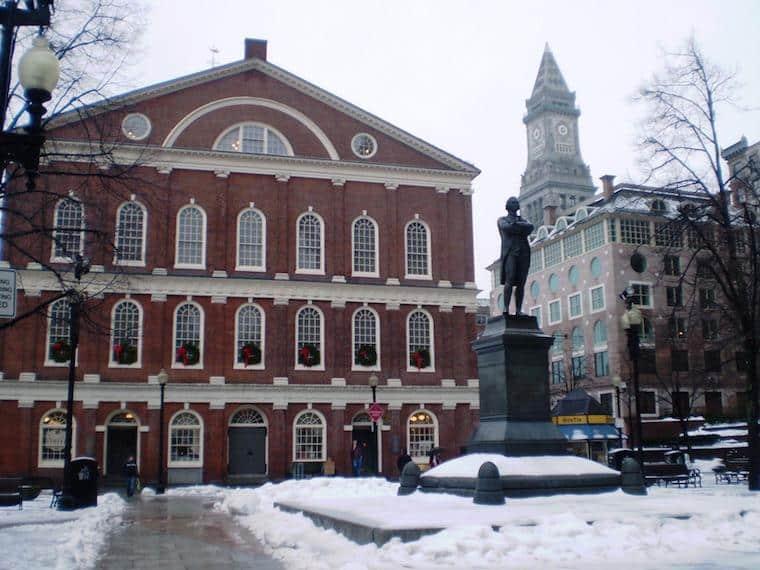 Atrações de Boston