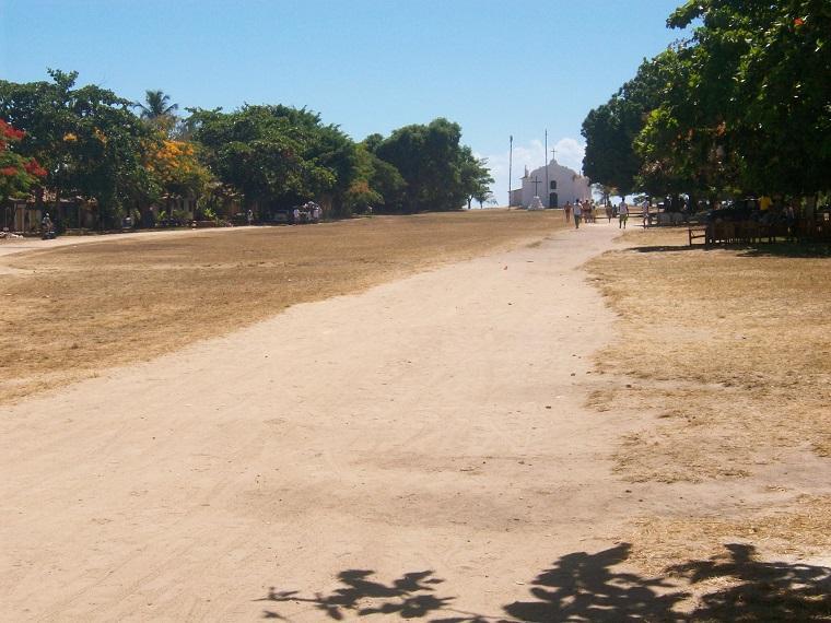 Praias do nordeste: Quadrado, Trancoso, Bahia