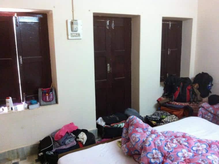 Quarto de hotel em Jaisalmer Índia