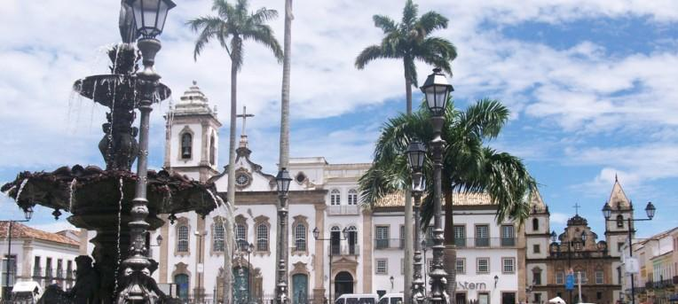 Uma visita ao Pelourinho, em Salvador