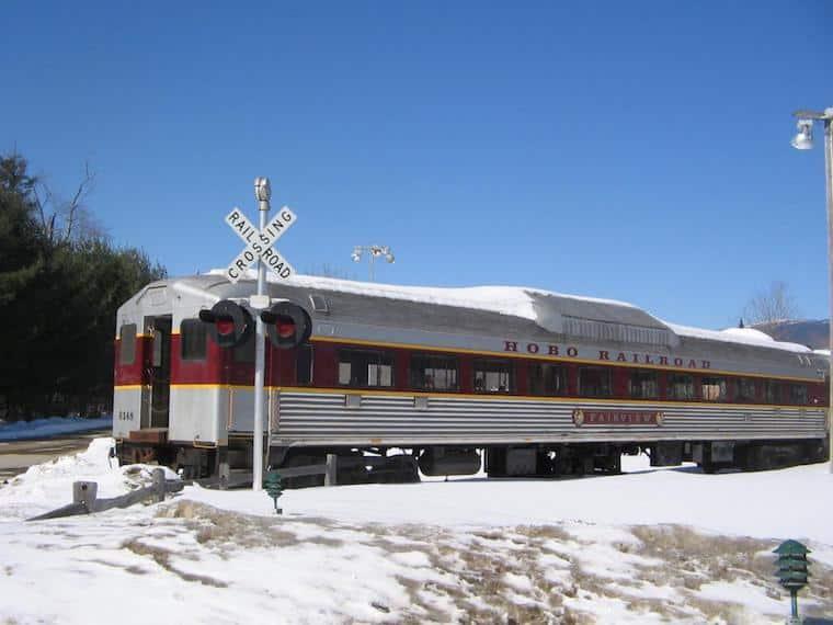 Estação de esqui nos Estados Unidos
