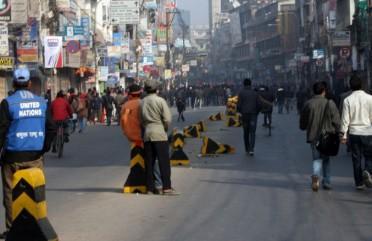Como as greves do Nepal afetaram nossa viagem