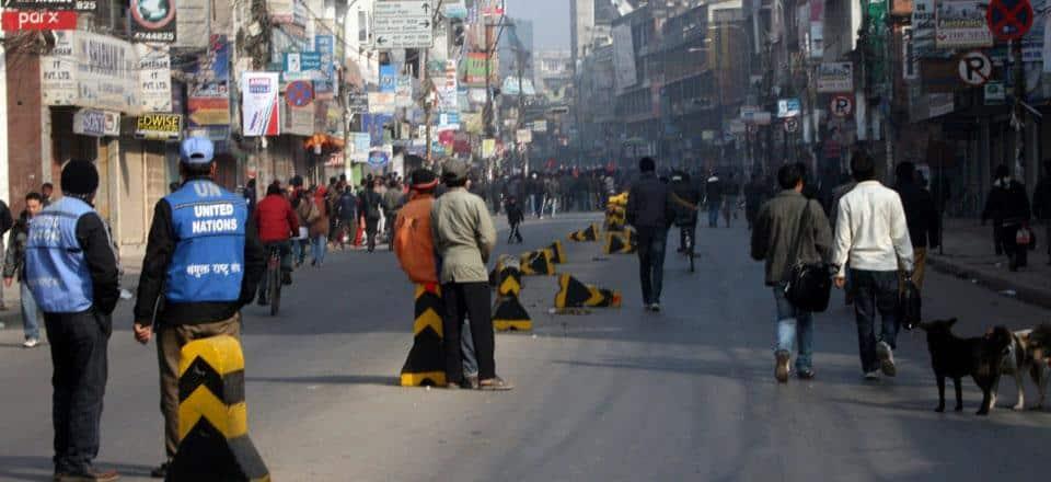Greve no Nepal. Foto: Everest Uncensored