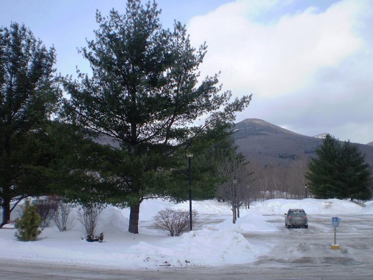 Montanhas Brancas, Estados Unidos