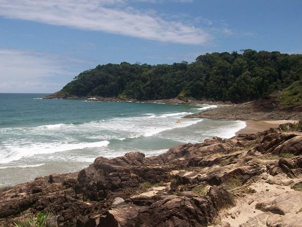praias de Itacaré