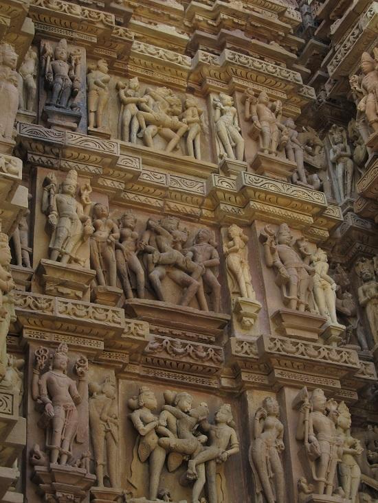 Templos do Kama Sutra, Índia