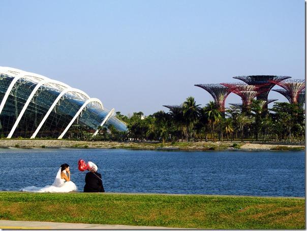 Cingapura jardins
