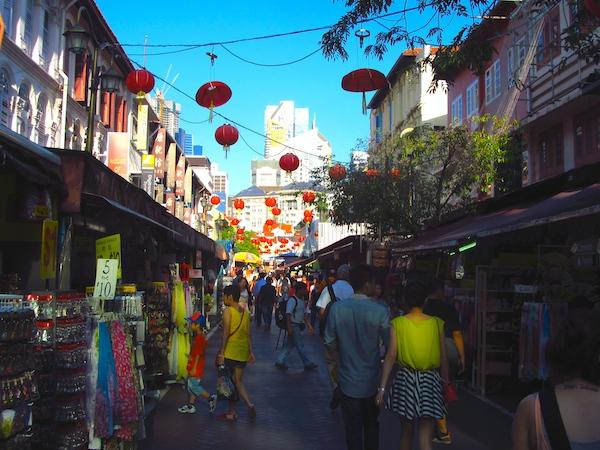 Chinatown - Onde ficar em Cingapura