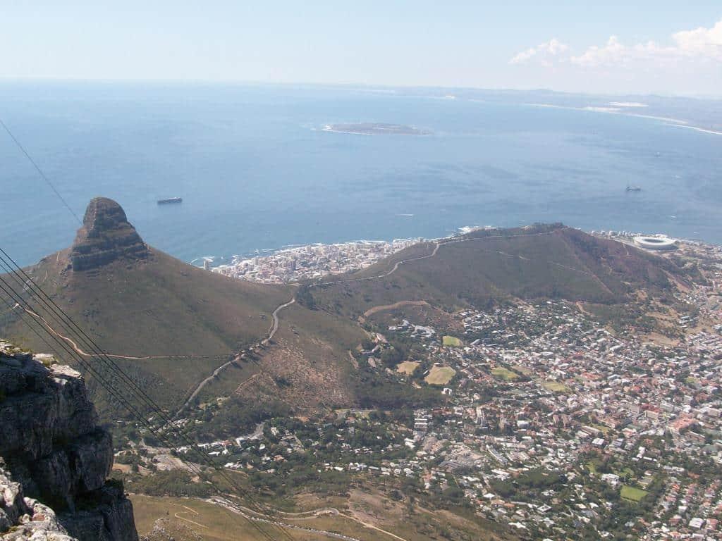 África do Sul Cidade do Cabo