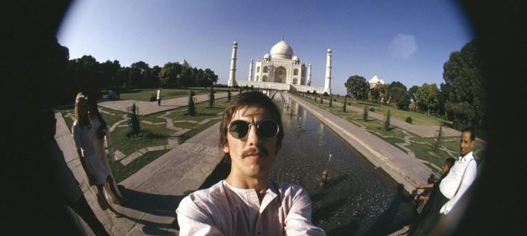 Na Índia com George Harrison