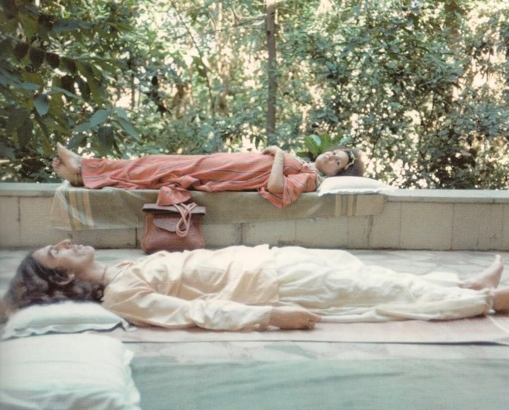 George Harrison na India
