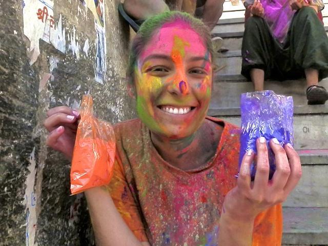 Holi - O festival indiano das cores