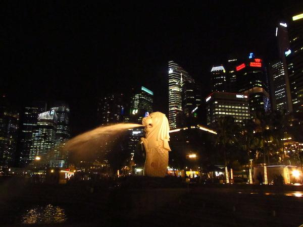 Marina Bay - Onde ficar em Cingapura