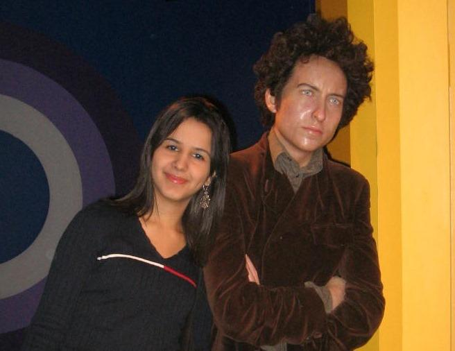 Madame Tussauds: Bob Dylan