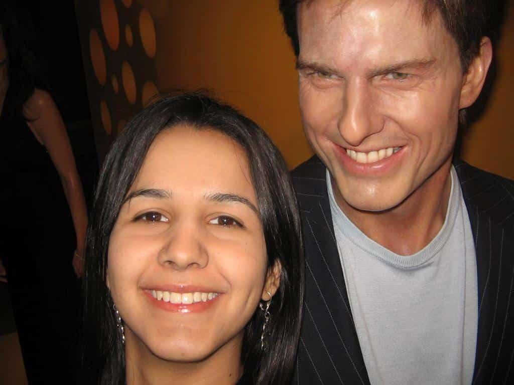 Madame Tussauds: Tom Cruise