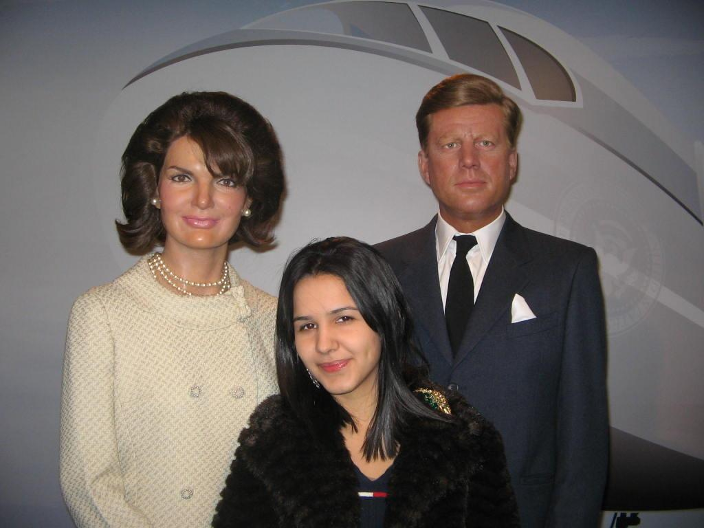 Museu Madame Tussauds de Washington DC: Kennedys
