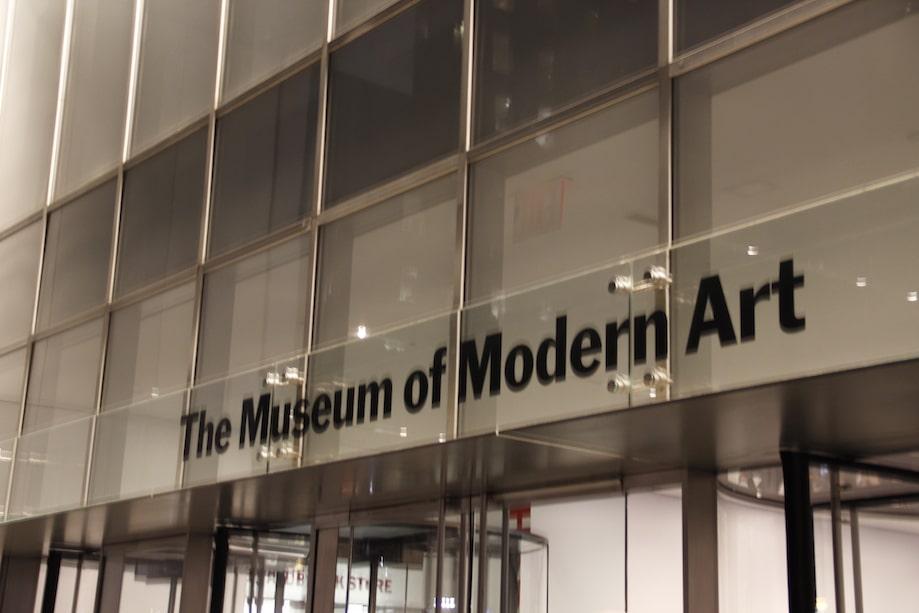 Moma - Museu em NYC