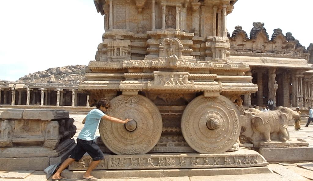 Hampi, Índia