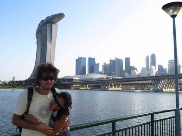 Cingapura, Ásia
