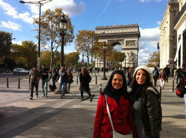 Nômades: Paris