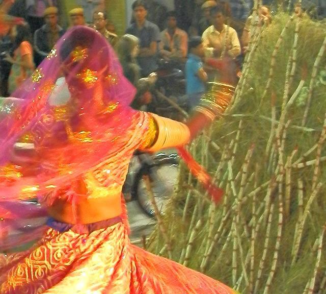 Festividade do Holi, Índia