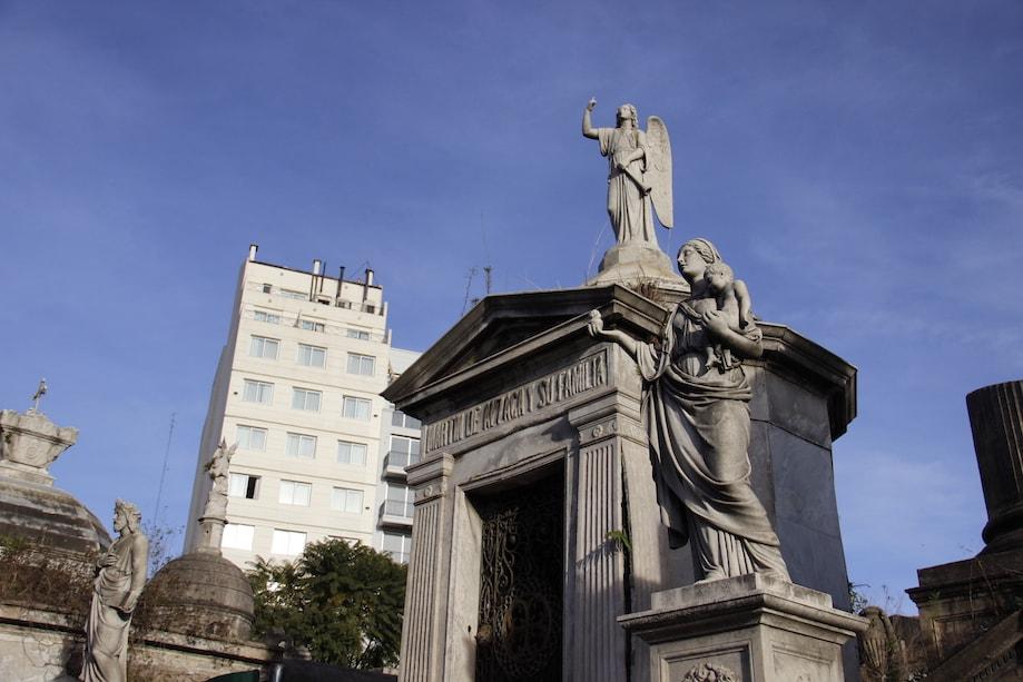 Final de semana em Buenos Aires: Cemitério da Recoleta