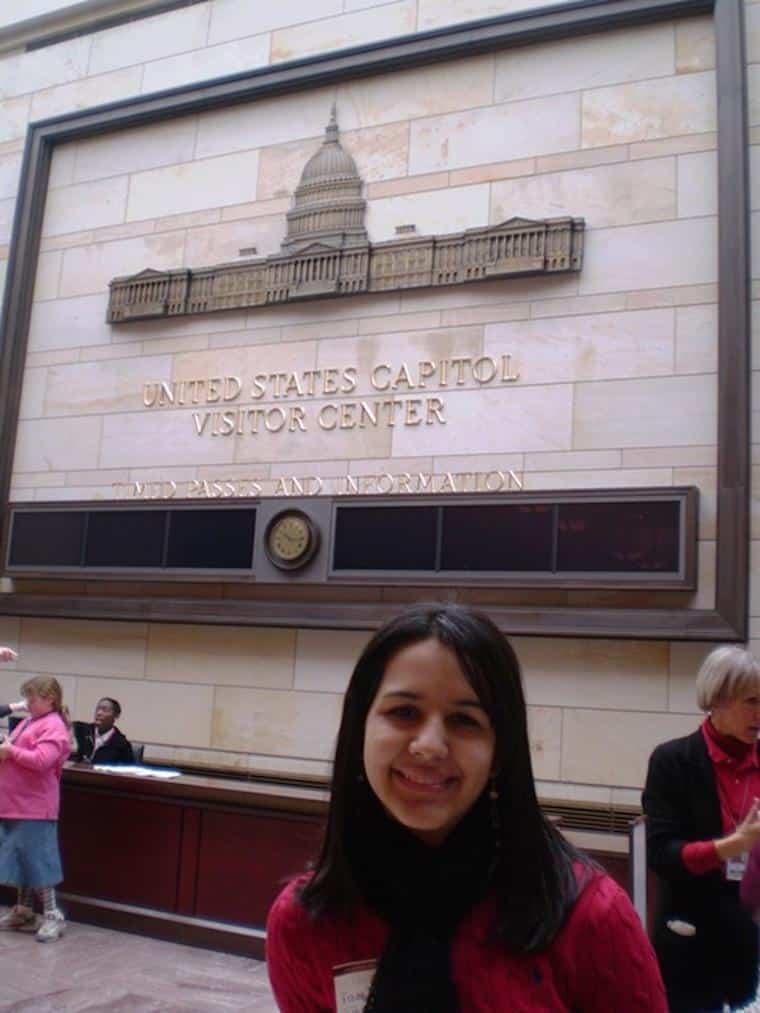 Capitólio em Washington - EUA