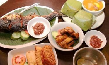 Uma Indonésia rica também em pratos