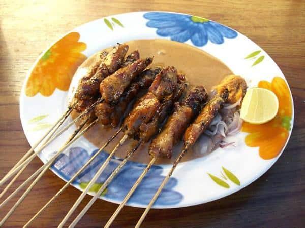 gastronomia da indonesia