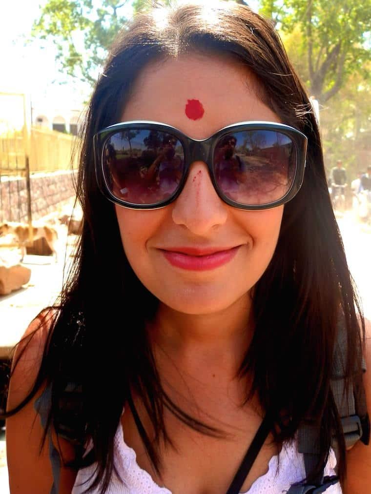 Naty na Índia