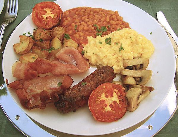 English_Breakfast Londres