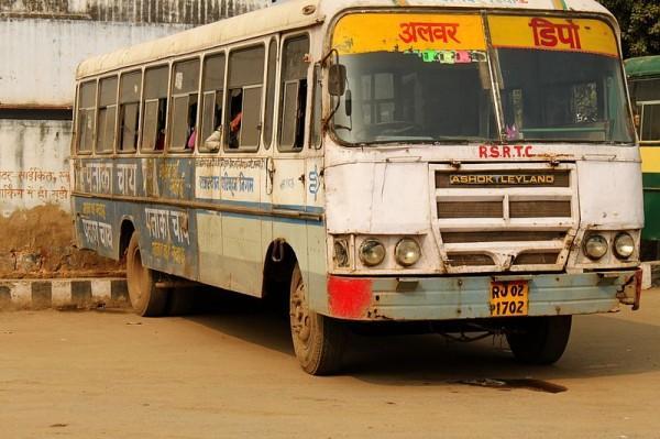local bus india
