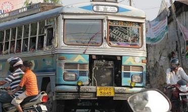 Como se locomover na Índia