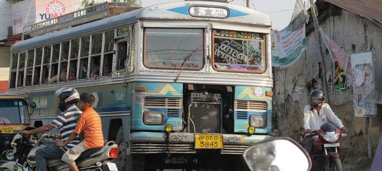 As cinco piores viagens de ônibus da minha vida