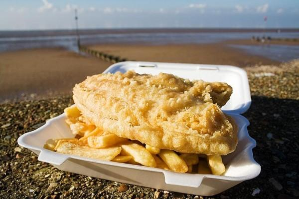 Nova Zelândia também tem fish and chips