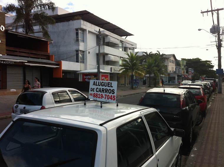 Carro Florianópolis