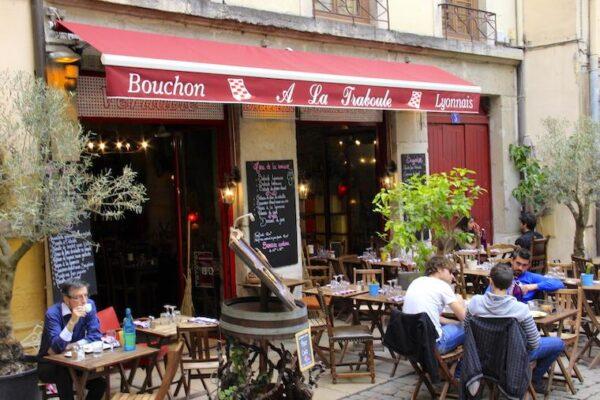 Bouchon-Traboule