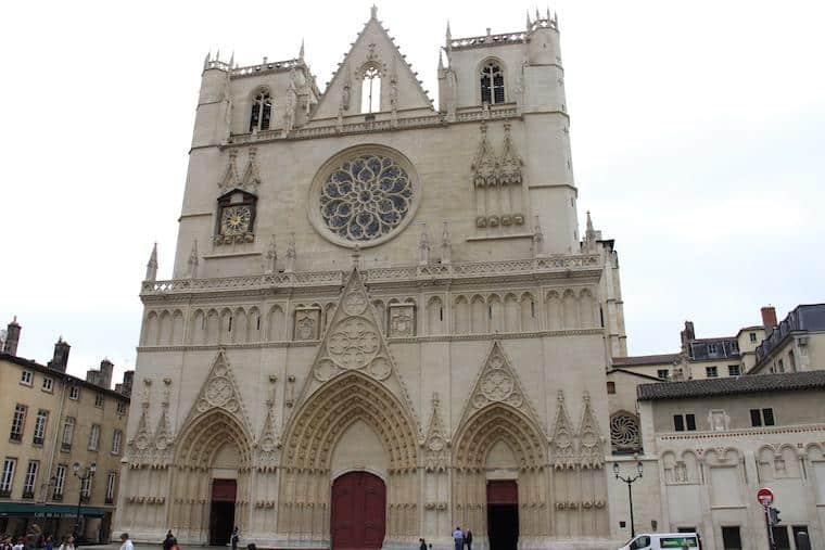 Catedral de Lyon França