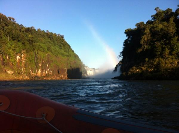 Foz do Iguaçu. Macuco