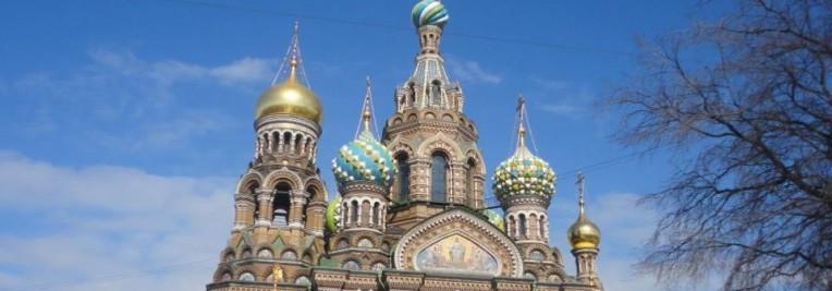 Um intercâmbio em São Petesburgo, na Rússia