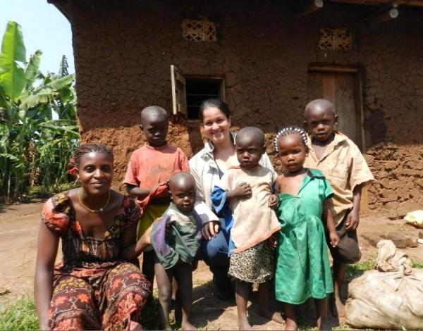 Intercâmbio em Uganda