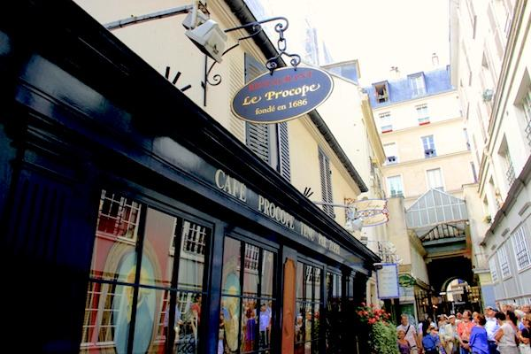 Le Procope - café em Paris