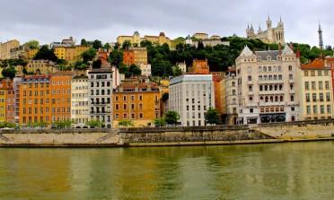 Arquitetura e surpresas das ruas de Lyon