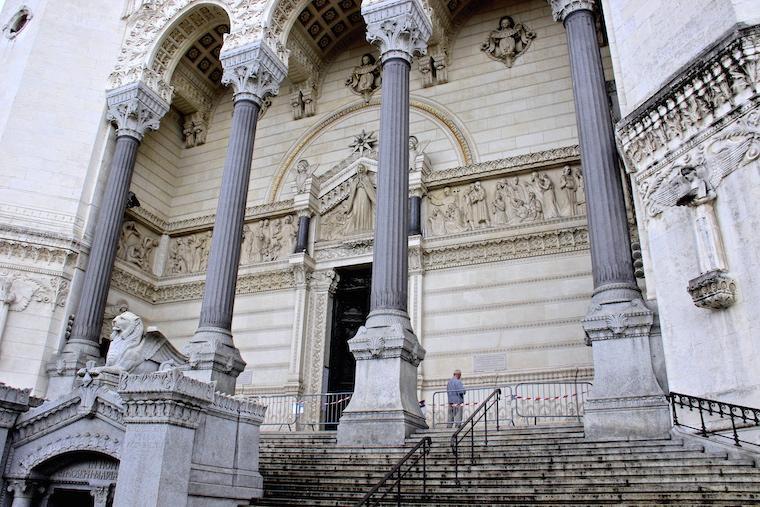 Notre-Dame-de-Fourviere Lyon França