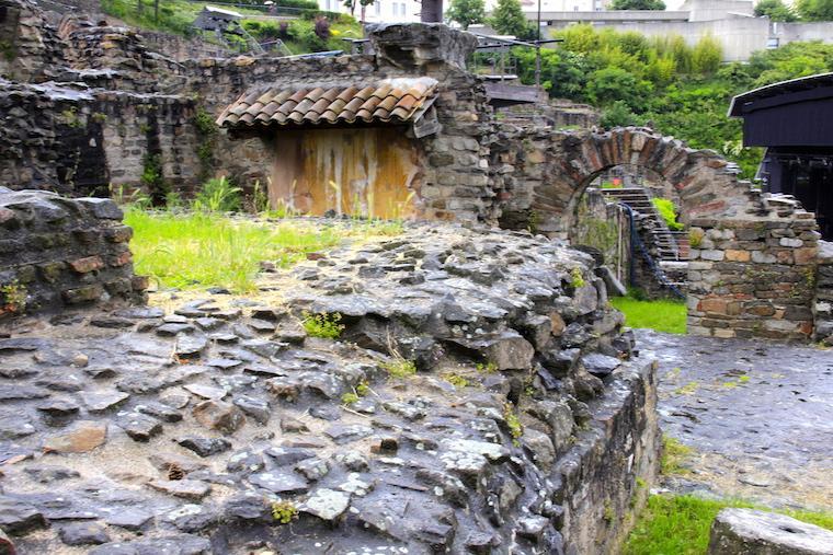 Ruinas-Galo-Romanas Lyon França