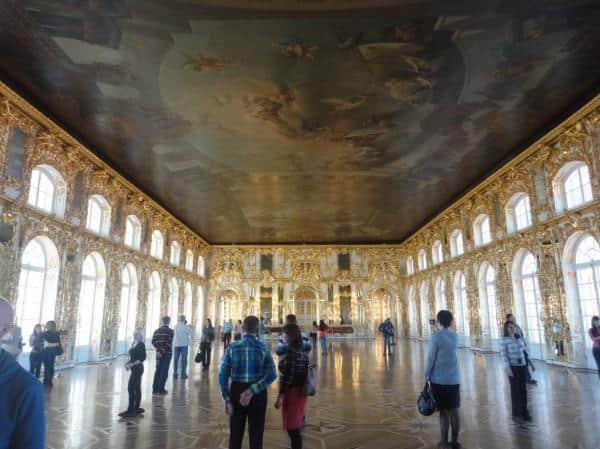 catherine Palace, Rússia